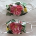 Reusable Face Mask - Antique Roses