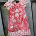 Girl's size 4 Peasant Dress Summer Dress