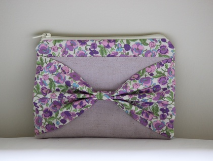 50%OFF - Bow purse / wallet