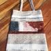 50%OFF - 100% Linen Patchwork Tote Bag