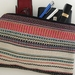 Sale!! 50%OFF  Large pouch / travel purse / toiletry pouch / clutch