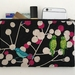 Medium size pencil case / make-up pouch / toiletry pouch / clutch