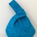 Reversible Shijimi bag (Japanese knot bag) / Wrist bag / Make-up bag
