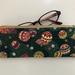 Kimono print pencil case / glasses case