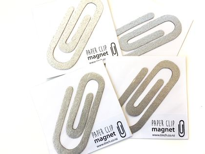 Paper clip magnets