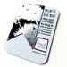 Magnetic bookmark - silver & black!