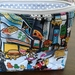 Mini toiletries bag - Cute Japanese kawaii print