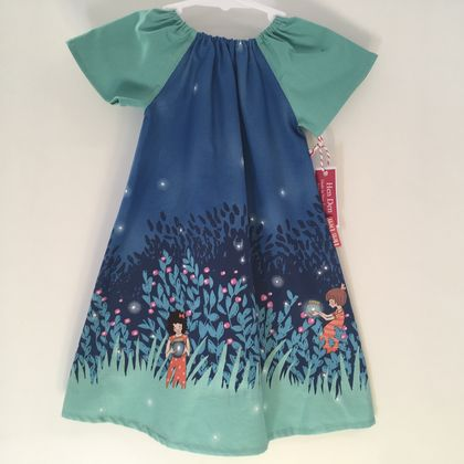 Summer Nights Girls Dress
