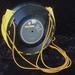 Recycled Vinyl Record Shoulder bag/Handbag
