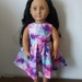 "18"" Dolls Dress"