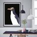Yellow Eyed Penguin A4 Fine Art Print