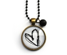 Wonky Love Necklace