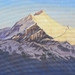 Aoraki/Mount Cook Print on Paper by Vicky Clayton