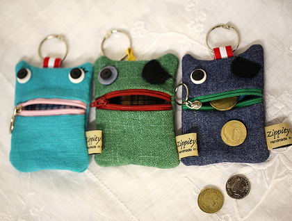 Big Money Monster - Coin purse- Phone