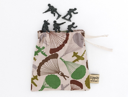Awesome Army in a bag - ZippityDoodah