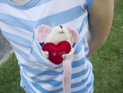 Valentine Mouse - XXX...