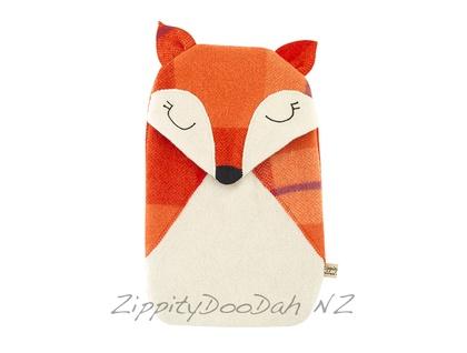 Sleepy Fox Hottie Cover - Limited Edition
