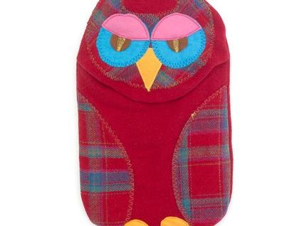 Owl Hottie Cover