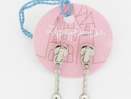 Zip Earrings from zippitydoodah