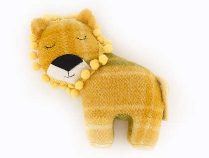 Lion in the meadow toy