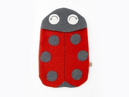 LoveBug Ladybird Hottie Cover