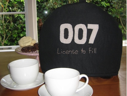 007 Tea Cosie