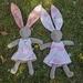 Blossom  Bunny Doll