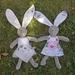 Alba or Olivia  Bunny Doll