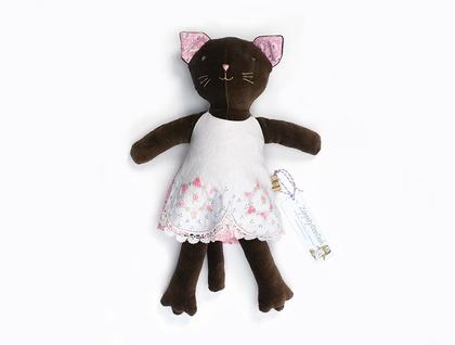 Ellie Velveteen Cat Doll