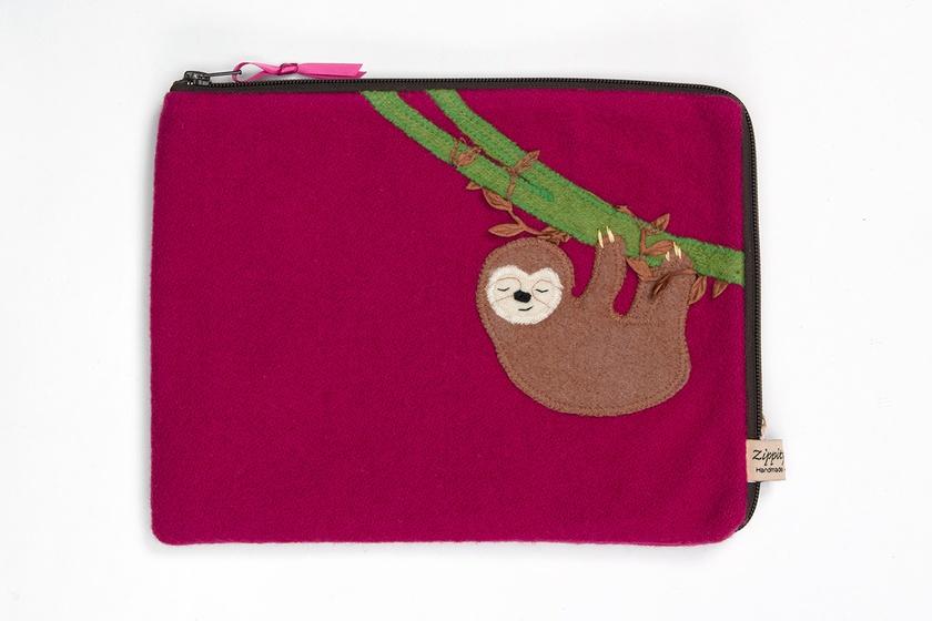 Sloth  Ipad Cover