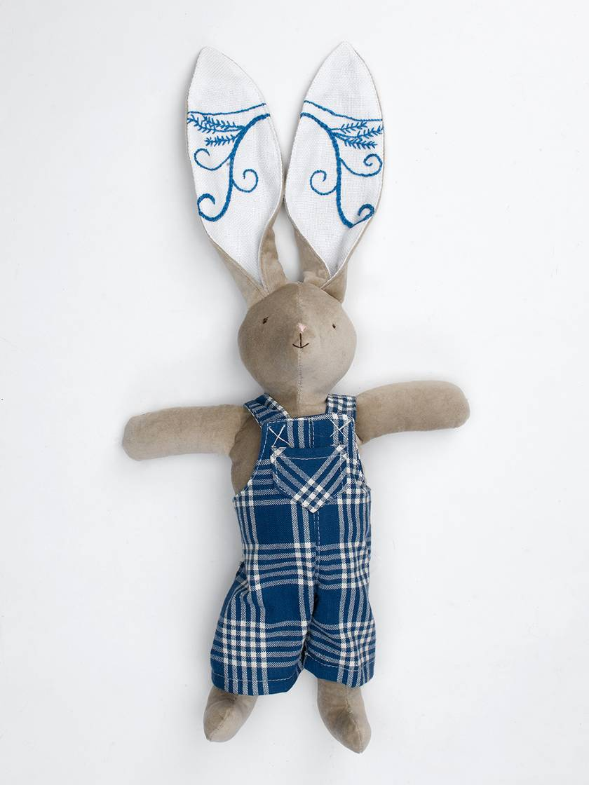 Jude  Bunny  Doll
