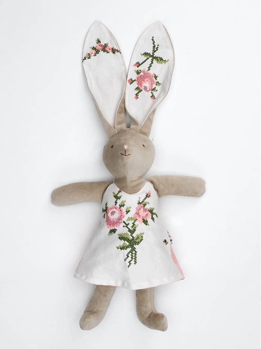 Rosa Bunny  Doll