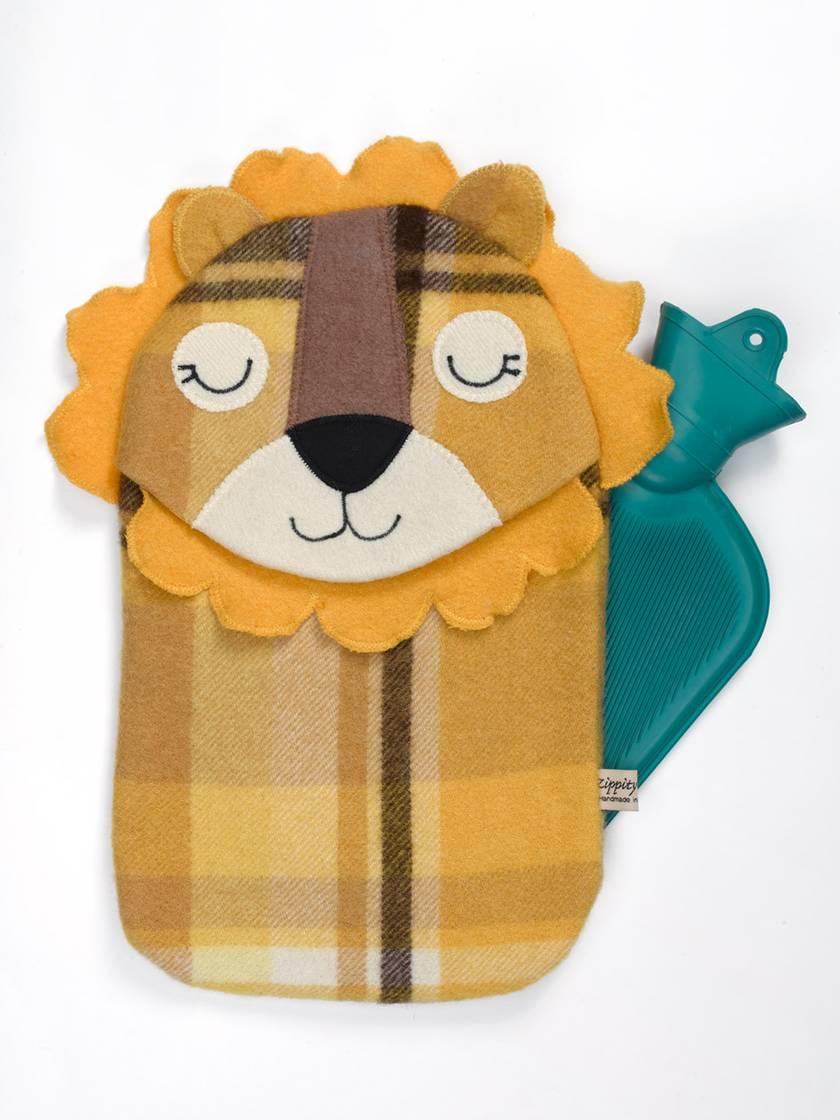 Lion Hottie Cover