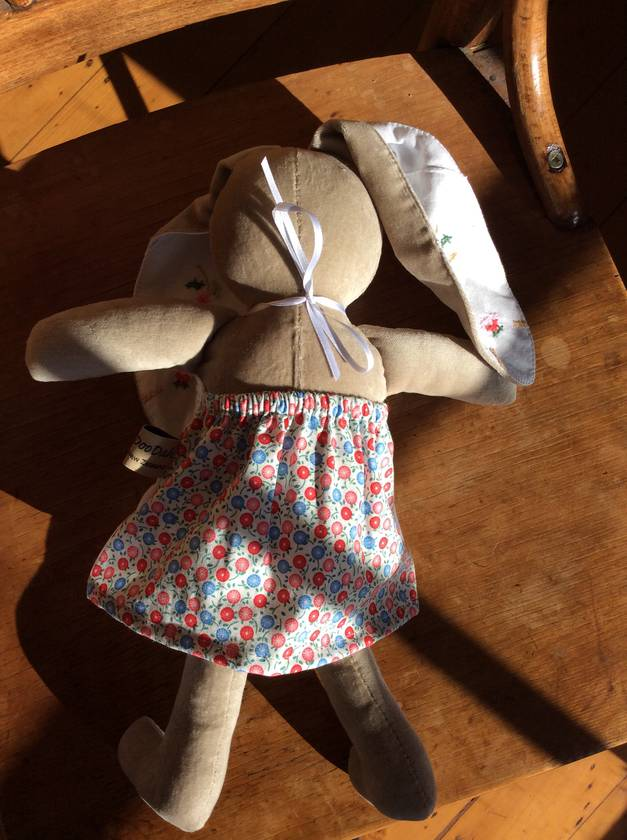 Custom bunny for Georgia K