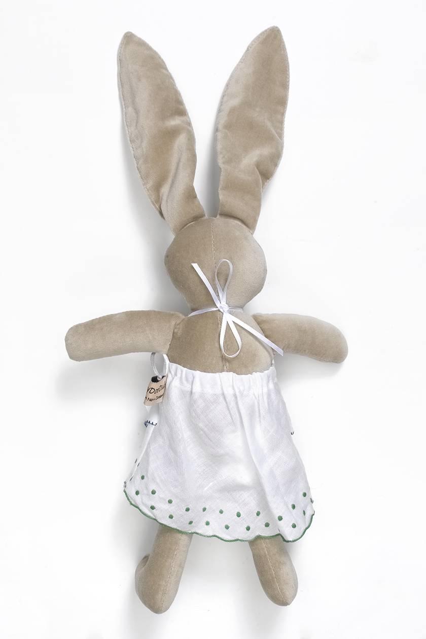 Dottie Bleu Bunny  Doll