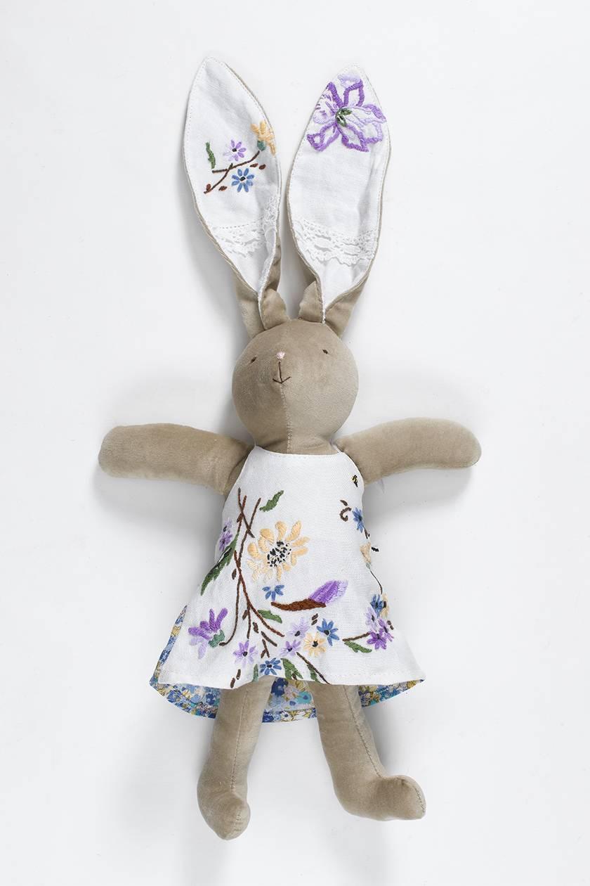 Ophelia Velveteen Rabbit  Doll