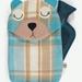 Bear Hottie Cover - Azure Blue