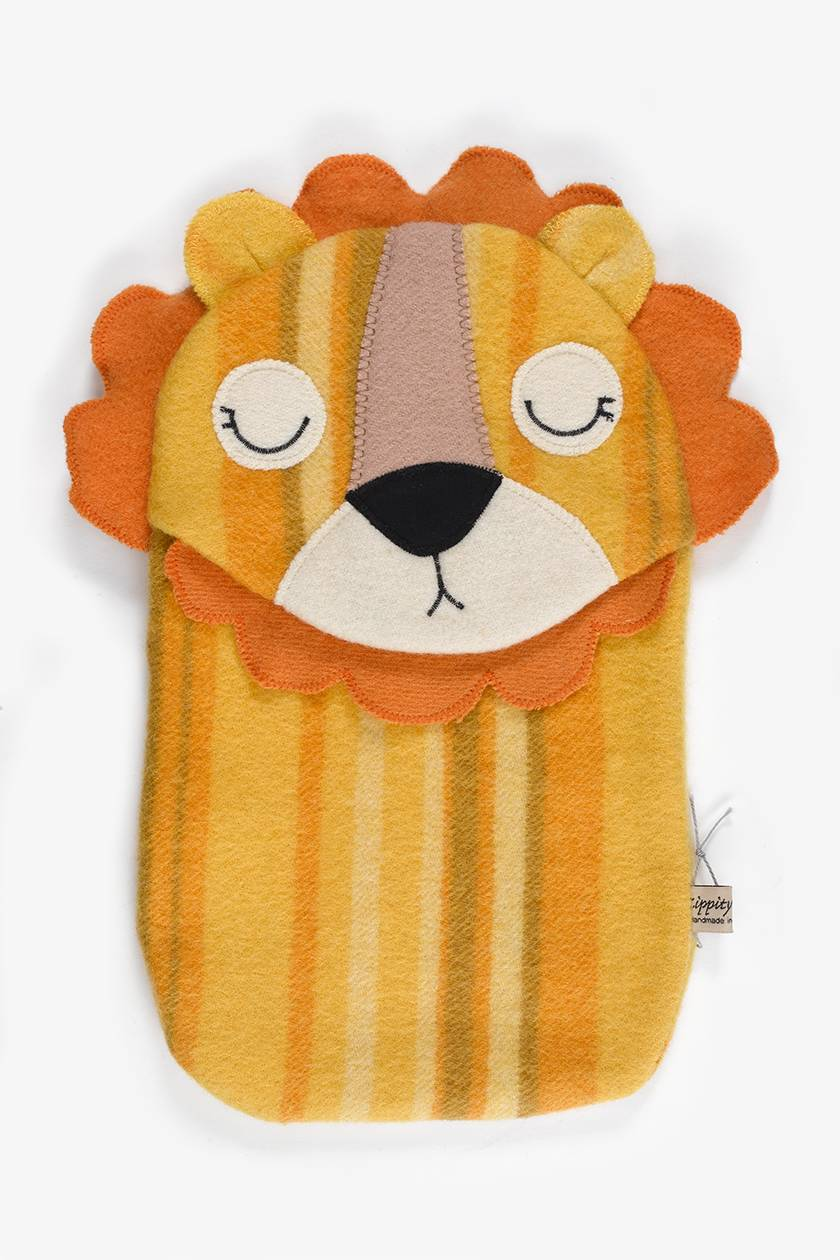Lion Hottie Cover Yellow stripe
