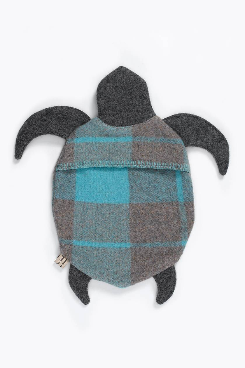 Sea Turtle Hottie  Cover - Southern grey
