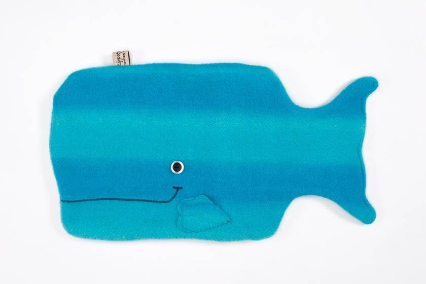 Whale Hottie Cover / Onehunga stripe