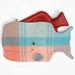 Coral Whale Hottie Cover / P.J. Case
