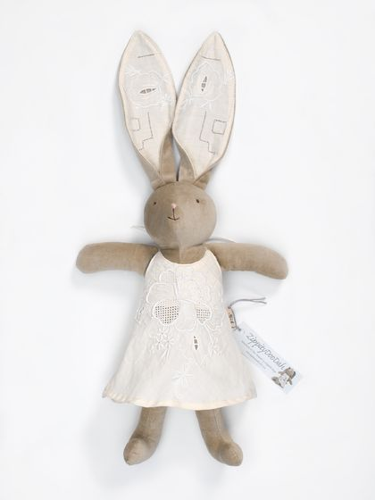 LemonDrop Velveteen Rabbit  Doll