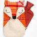 Fox Hottie Cover - Orange/Raspberry