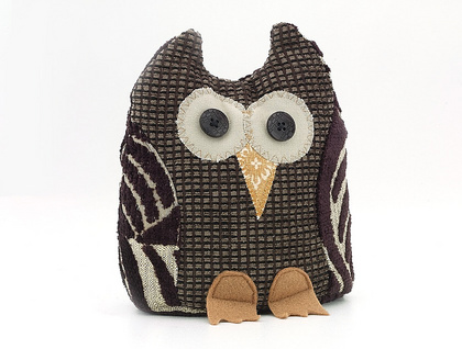 OWL /Doorstop - Jungle Jim