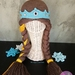 Crochet Princess Hair Wig/Hat Frozen Inspired