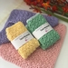 Hand Crocheted Reusable Face/Washcloth