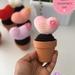 Crochet Valentine Love Heart (made to order)