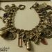 Zombie Apocalypse Survival Charm Bracelet