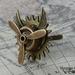 Stunning ~Steampunk~ Geared Propeller Ring
