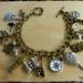 ~Around The World~ Travel Inspired Charm Bracelet